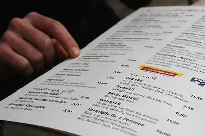 ¿Sabes pedir en un restaurante alemán? Guía básica de terminología gastronómica alemana