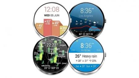 Instaweather For Android Wear Screenshot 710x399