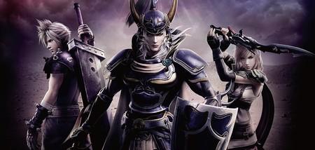 Dissidia Final Fantasy Nt 02