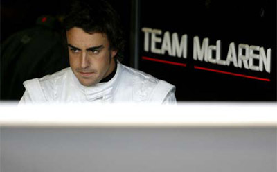 Mclaren prepara el 2008 sin Alonso