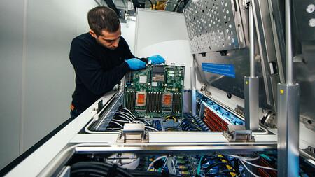 Datacenter Liquid Ioannis Manousakis Server Blade 1920x1080