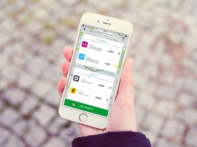 ChipiApp, la aplicación que compara las tarifas de Cabify, Uber y MyTaxi en tiempo real