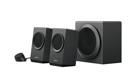 Logitech Z337, una solución básica y económica para dar un buen sonido a tu PC, esta mañana por 54 euros, en Mediamarkt