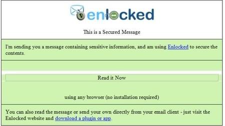 Enlocked, servicio para aumentar la seguridad en el correo electrónico de la empresa