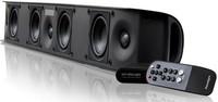 Paradigm Soundscape, barra de sonido que no necesita subwoofer externo