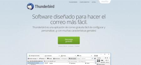 Thunderbird es un lastre para Mozilla, y planean deshacerse de él para centrarse en Firefox [Actualizado]