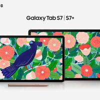 Samsung Galaxy Tab S7 y S7 +: Snapdragon 865+, 120 Hz y batería de hasta 10,090 mAh para pelear en el mercado de las tablets