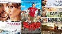 Taquilla española | 'The Tourist' sigue número uno, 'Camino a la libertad' entra tercera