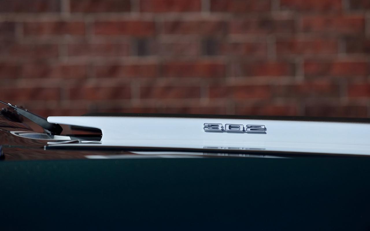 Foto de Chevrolet Camaro Z28 de 1969 (9/12)