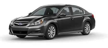 Subaru presentará el nuevo Legacy en el Salón de Nueva York