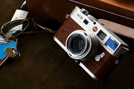 Leica M9 Ostrich