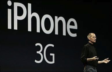 La solución a los males del iPhone 3G está cerca según Jobs