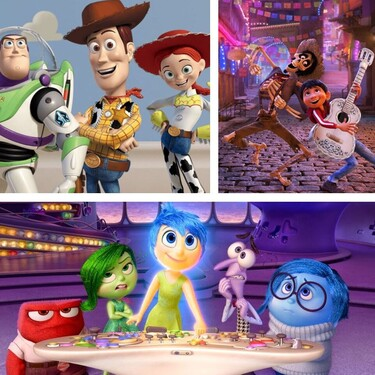 Las 23 mejores películas de Pixar para ver con tus hijos recomendadas por edades