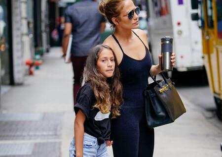La hija de Jennifer Lopez, Carrie Bradshaw, María Pedraza y seis pruebas más de que la melena bob sienta fenomenal al cabello rizado