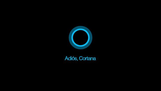 Eliminar Cortana Windows