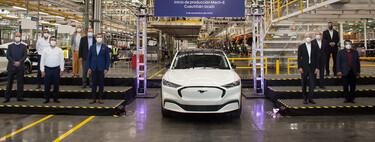 El primer auto eléctrico fabricado en México es el Ford Mustang Mach-E, que inicia producción en Cuautitlán