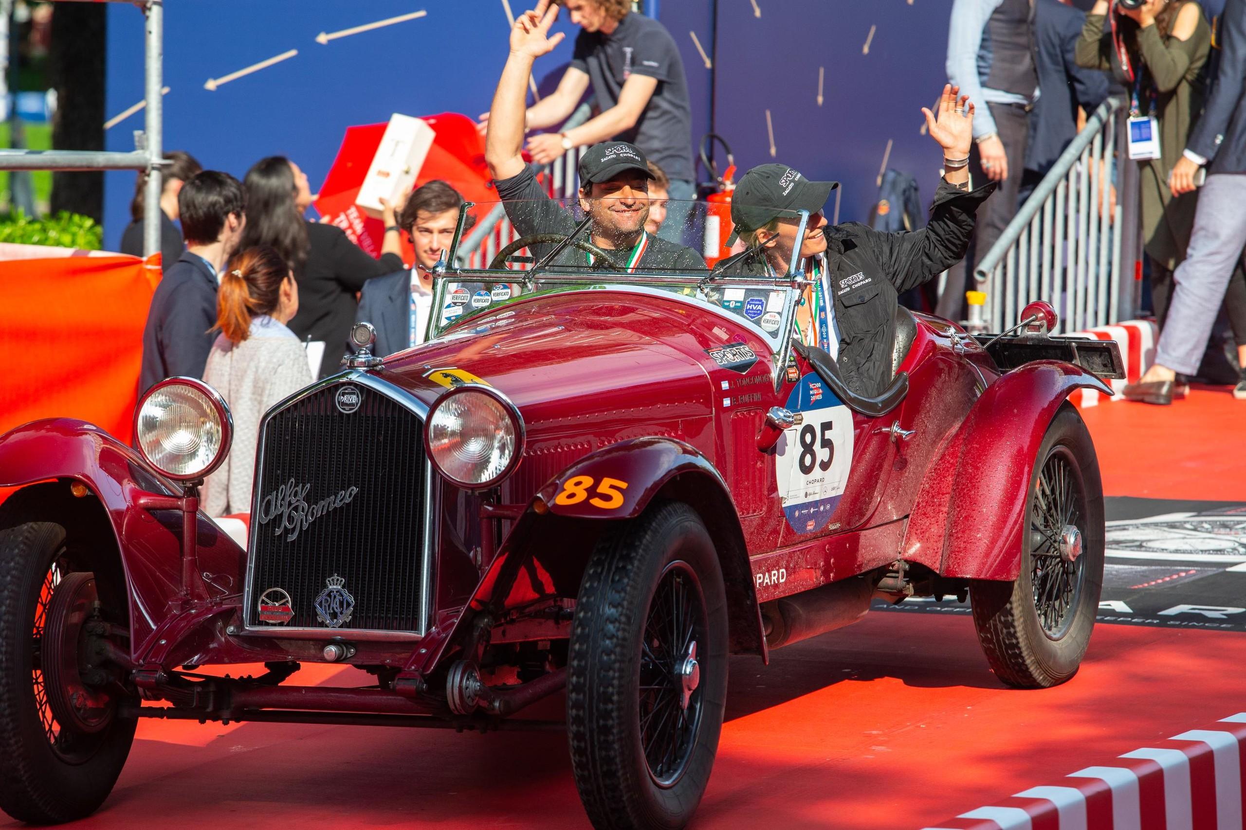 Foto de Mille Miglia USA (10/11)