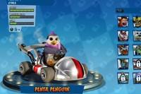Guía de Crash Team Racing: Nitro-Fueled: truco para desbloquear a Penta Penguin desde el principio