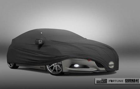 Primer teaser de un Honda CR-Z para el SEMA Show