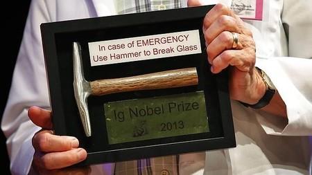 Y los IgNobel de 2013 son para... técnica para tratar amputaciones de pene, cucarachas que se guía con la Vía Láctea...