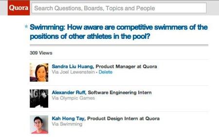 Quora mostrará públicamente qué usuarios leen cada pregunta, ¿quién dijo privacidad?