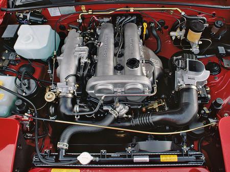 Mazda Mx 5 motor