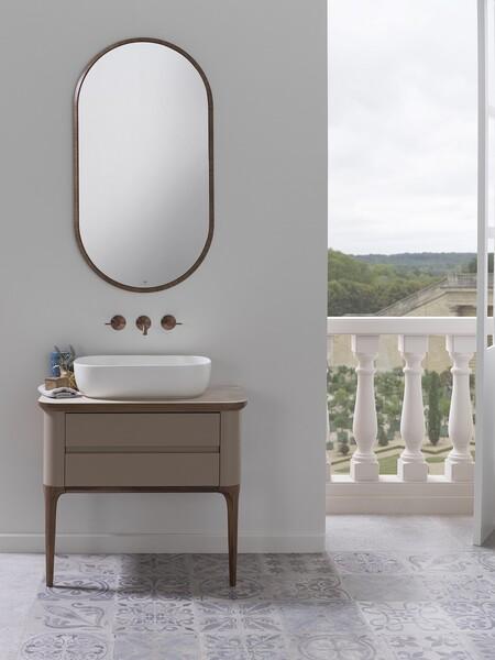 Soluciones para cuarto de baños pequeños