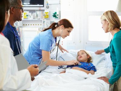 La conciliación familiar y laboral no existe ni cuando ingresan a tu hijo en un hospital