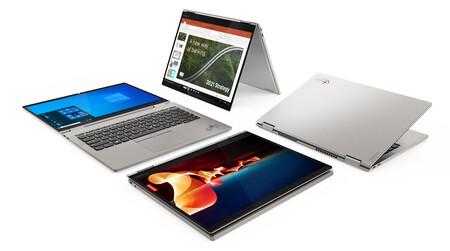 Lenovo ThinkPad X1 Titanium Yoga: el ThinkPad más fino de la historia desembarca con 11 mm de grosor y un revestimiento de titanio