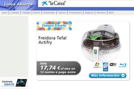 Imagen de la semana: freidora con Windows Vista, Wi-Fi y Blu-Ray.