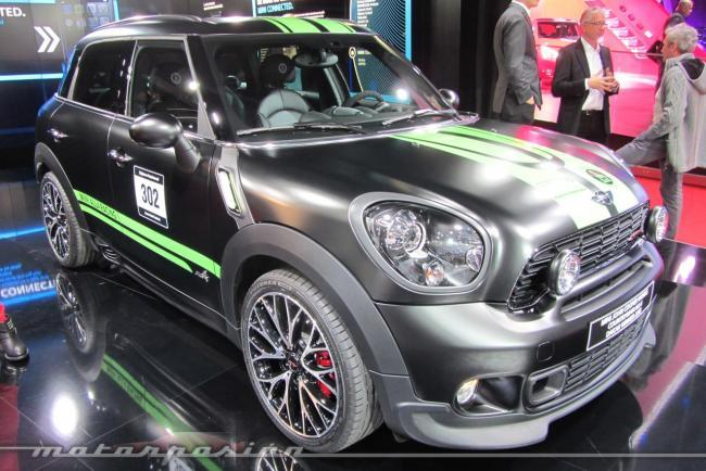 MINI Countryman Dakar