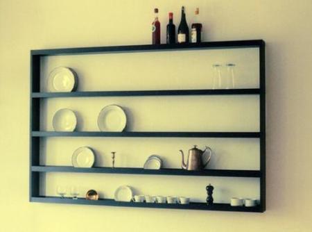 Landadel, colocando loza con estilo vintage