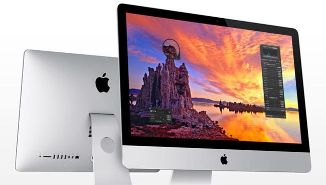 Nuevo iMac (finales 2012)