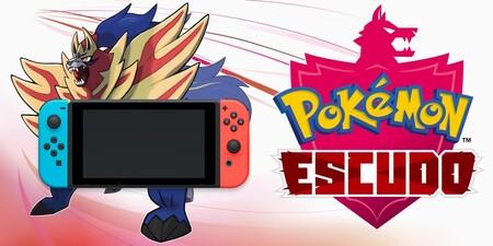 El chollo de Halloweek de Media Markt es el pack Nintendo: Nintendo Switch 2019 con Pokémon Escudo por 344 euros con envío gratis