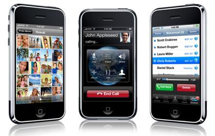 El iPhone llega a España: éxito del marketing