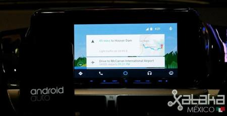 Android Auto, primeras impresiones (¡con video!)