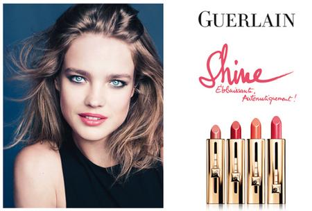 Guerlain Shine Automatique, los nuevos brillos iridiscentes con color para esta primavera