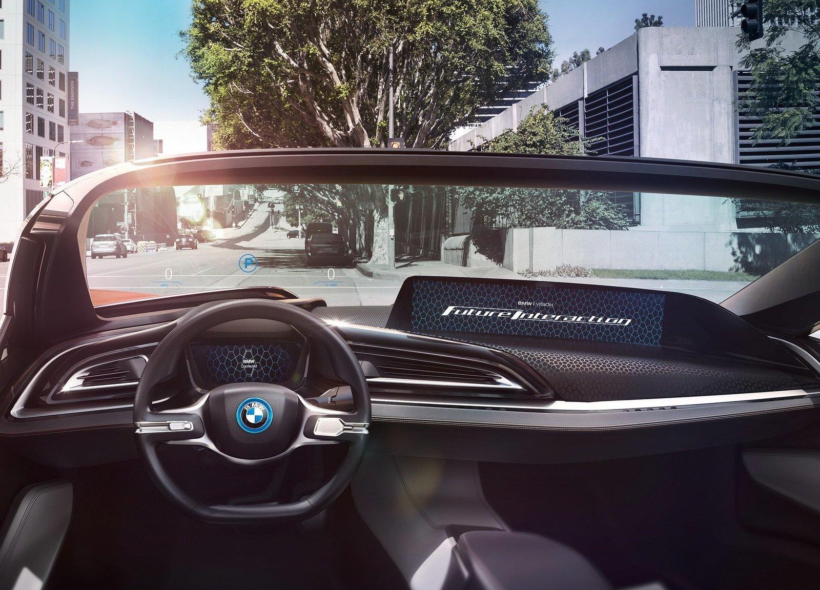 Foto de BMW i Vision Future Interaction Concept (12/19)