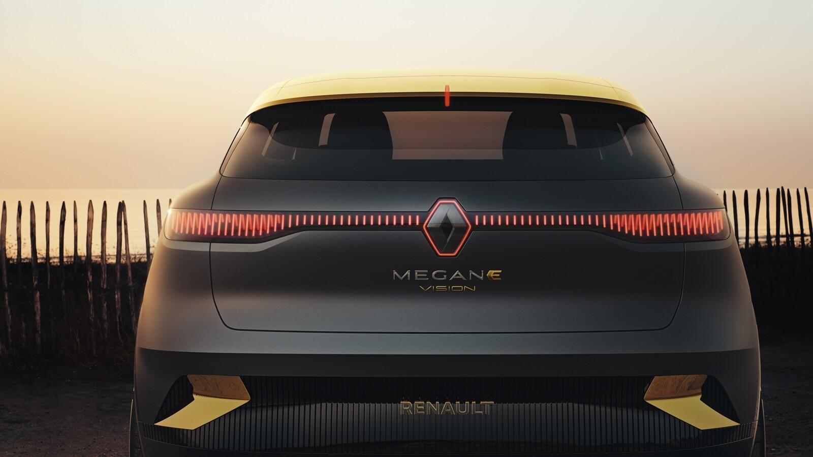Renaul Mégane eVision 2021