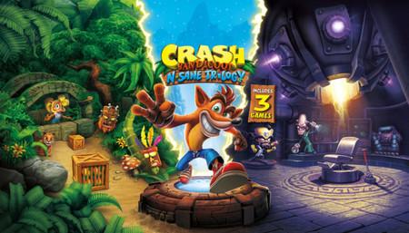 Sony inicia sus 12 Ofertas de Navidad de PlayStation con Crash Bandicoot N. Sane Trilogy