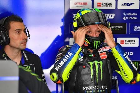 Valentino Rossi Yamaha Motogp 2020