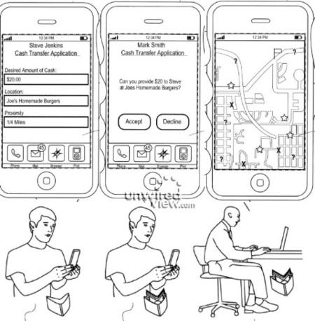 """La patente del """"cajero automático móvil"""" de Apple y sus implicaciones en el mundo real"""