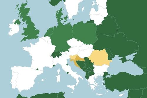 Seterra, cuando aprender geografía se convierte en un juego: la app de la semana