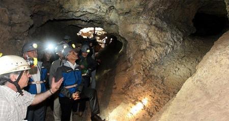 Cueva del viento: visita el Teide por dentro