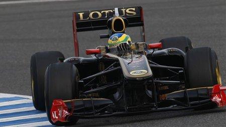 Bruno Senna saldrá en la primera sesión de entrenamientos libres del Gran Premio de Hungría