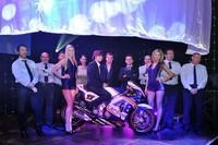Karel Abrahan se presenta con su nueva Honda RCV1000R para la temporada 2014