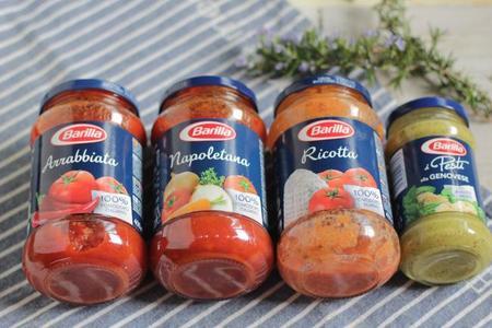 Salsas Barilla, la mejor ayuda para preparar una deliciosa receta exprés de pasta