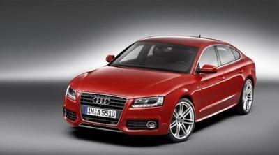 Primeras fotos y datos oficiales del Audi A5 Sportback