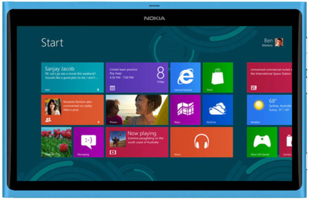 Vuelven los rumores sobre la tablet Nokia: lista para el Mobile World Congress 2013
