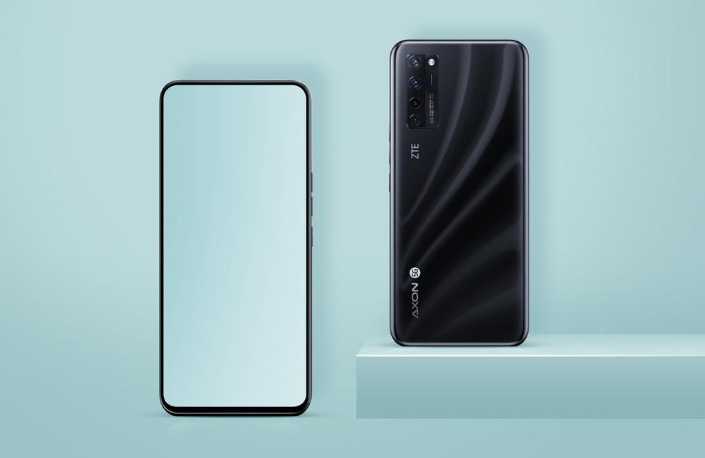 ZTE Axon 20 5G: el primer móvil con la cámara frontal bajo la pantalla es un gama media premium de ZTE